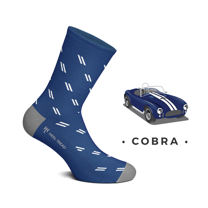 AC Shelby Cobra Socks
