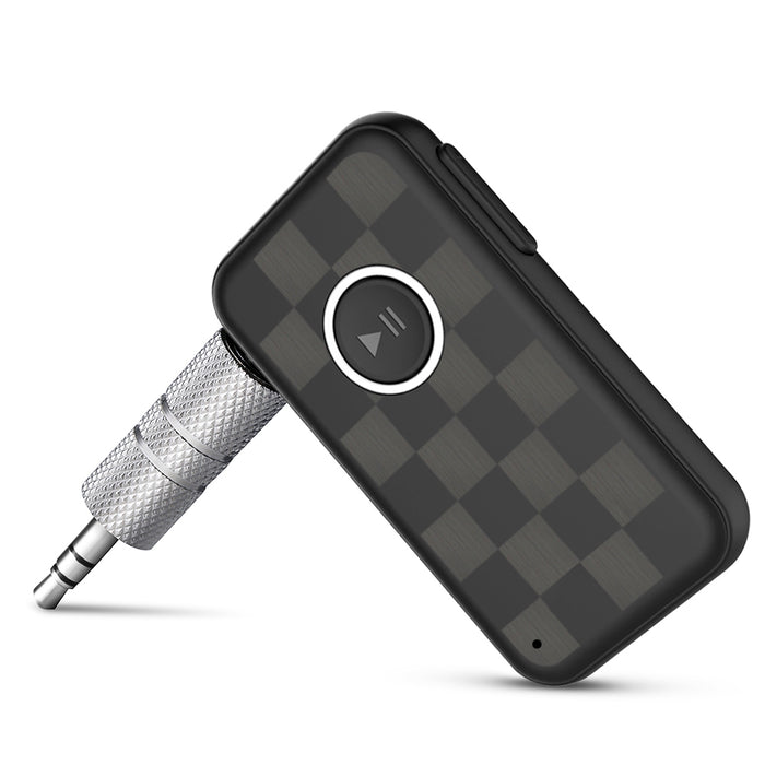 Wireless 3.5mm Aux Receiver: With Bluetooth 5.0