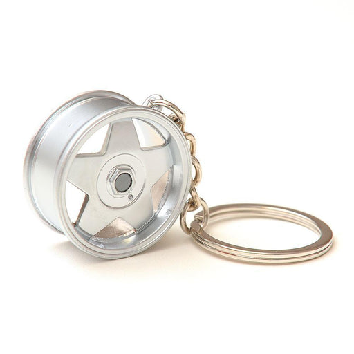 VAG Wheel Keychain