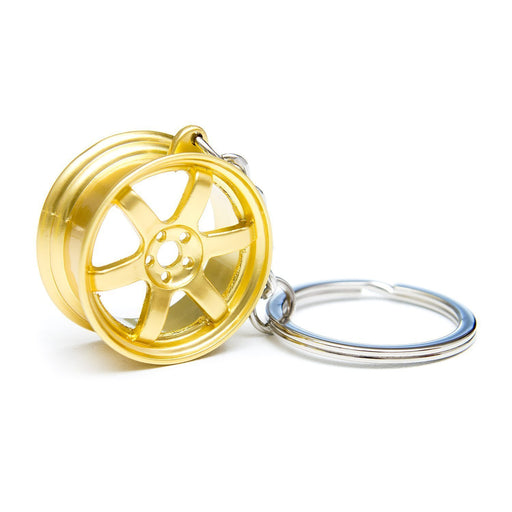 JDM Wheel Keychain