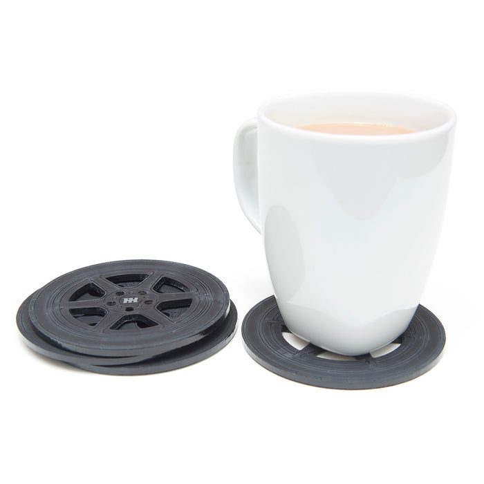 Set of 4 Race Wheel Coasters