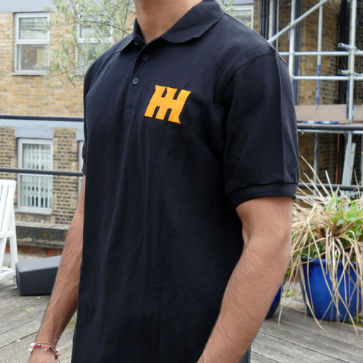 Car Throttle Embroidered Polo Shirt - Limited Edition!