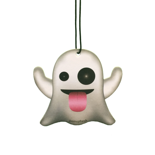 Ghost Emoji Air Freshener