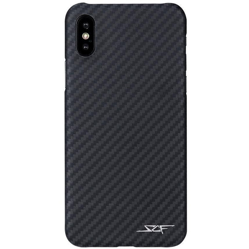 Apple iPhone X & XS Carbon Fibre Phone Case Ghost Series