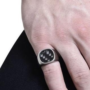 The Don Real Carbon Fibre Ring