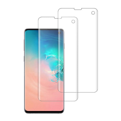 Samsung Galaxy S10 Shatterproof 3D Curve Screen Guard (2 Pack)