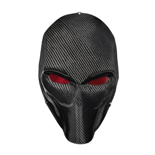 Supervillain Carbon Fibre Mask (Limited Edition)