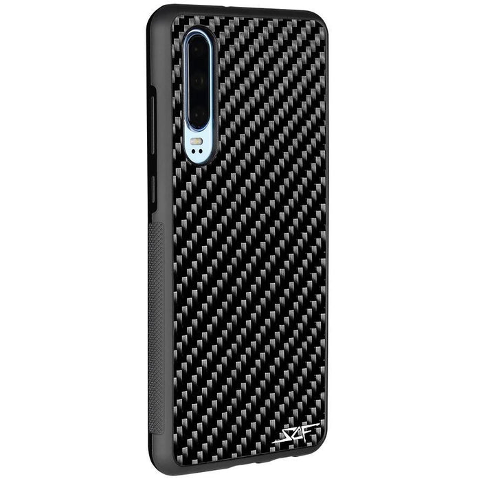 Huawei P30 Real Carbon Fibre Phone Case Classic Series