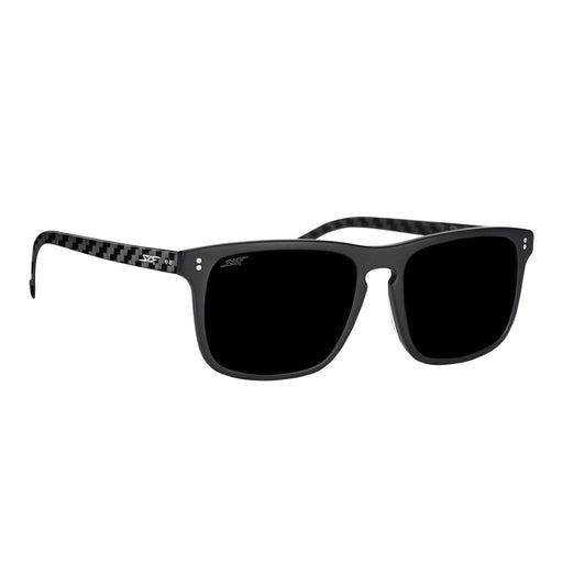 Nitro Real Carbon Fibre Sunglasses (Polarized Lens Acetate Frames)