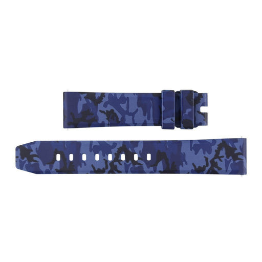Apollo Series Strap Blue Camo