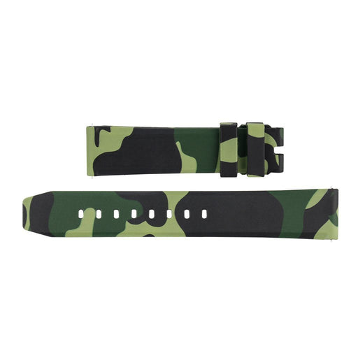 Apollo Series Strap Green Camo