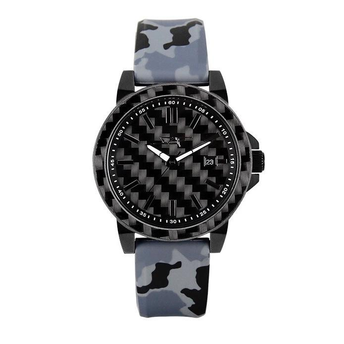 Apollo Series Strap Grey Camo