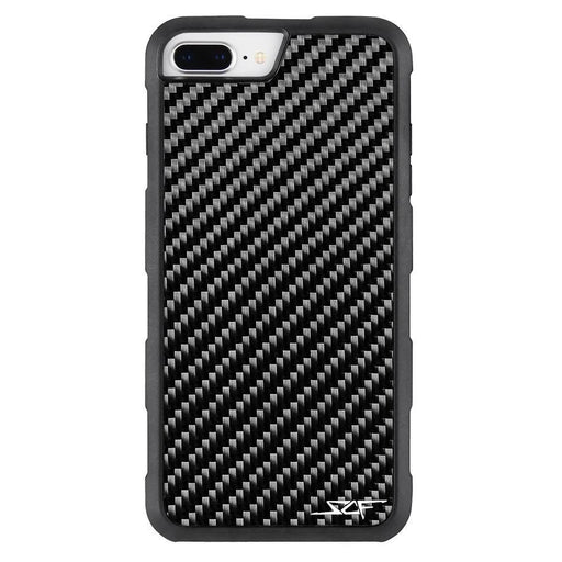 Apple iPhone 6/7/8 Plus Real Carbon Fibre Phone Case Armor Series