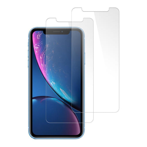Apple iPhone XR Shatterproof Screen Guard (2 Pack)