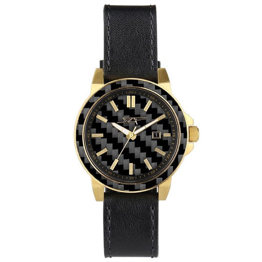 Oro Apollo Series Carbon Fibre Watch