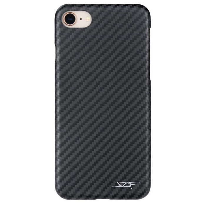 Apple iPhone 7/8 Carbon Fibre Phone Case Ghost Series