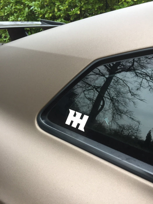 Car Throttle Gate Sticker