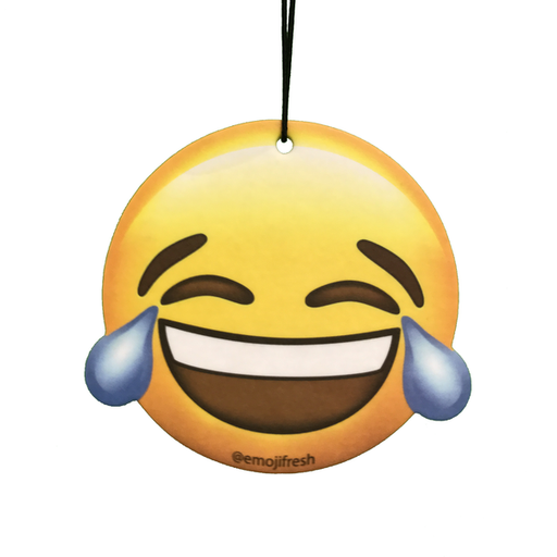 Laughing Crying Emoji Air Freshener