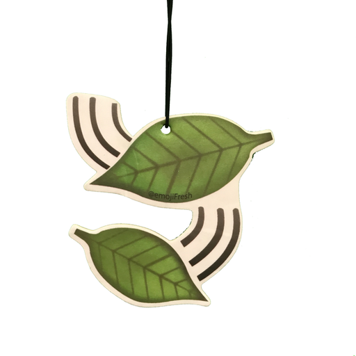 Leaves Emoji Air Freshener