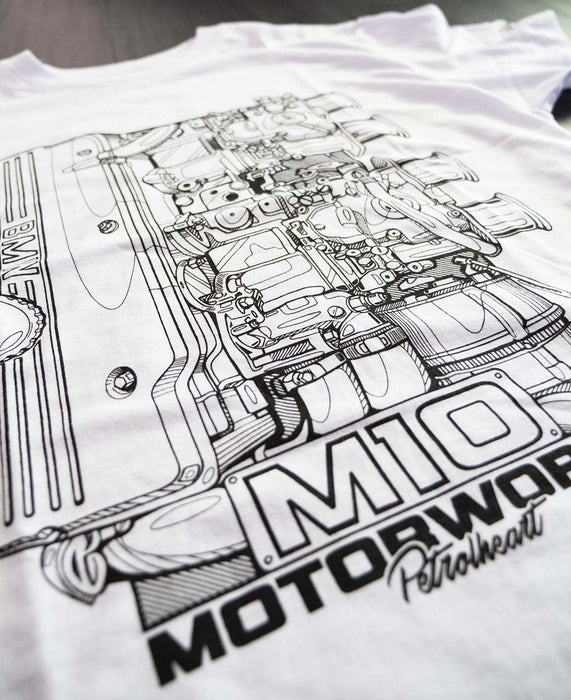 M10 Engine T-Shirt