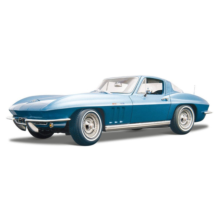 Maisto 1:18 1965 Chevrolet Corvette Die Cast Model