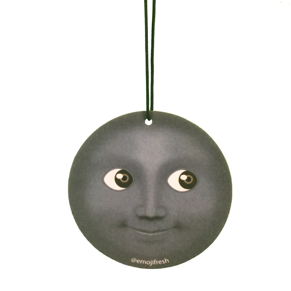 Moon Emoji Air Freshener