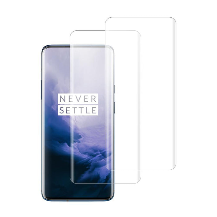 OnePlus 7 Pro Shatterproof 3D Curve Screen Guard (2 Pack)