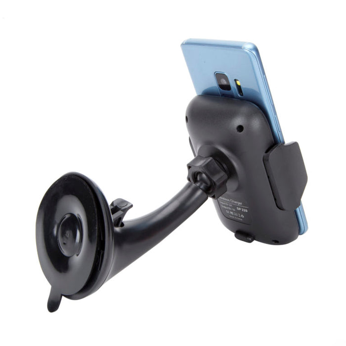 Wireless Charging Phone Mount