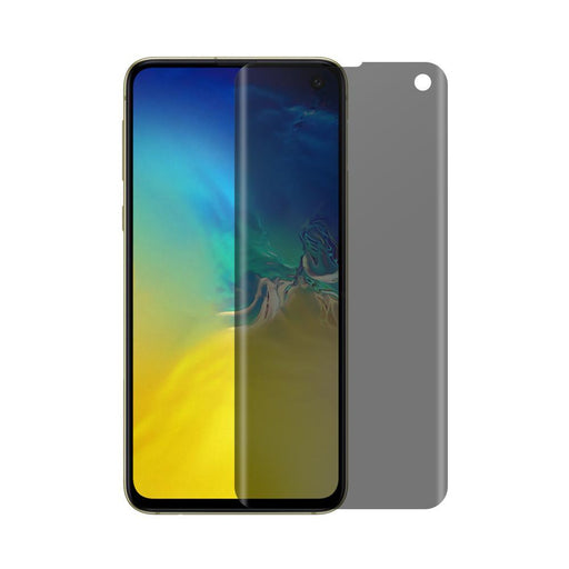 Samsung Galaxy S10e Shatterproof 3D Curve Screen Guard (Privacy Edition)