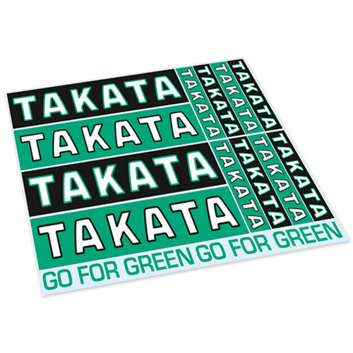 TAKATA Drift Sticker Sheet