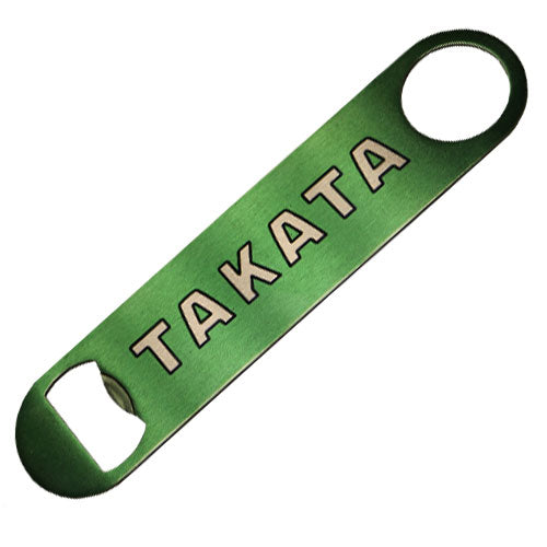 TAKATA Bar Blade Bottle Opener