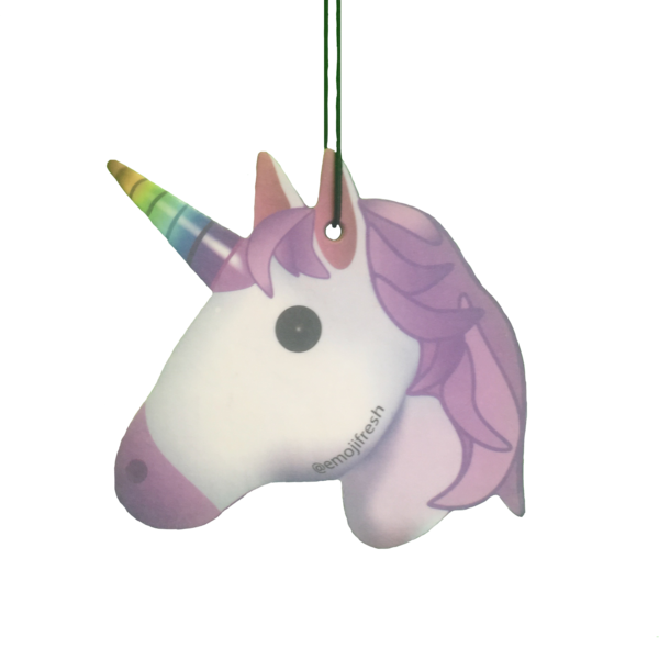 Unicorn Emoji Air Freshener