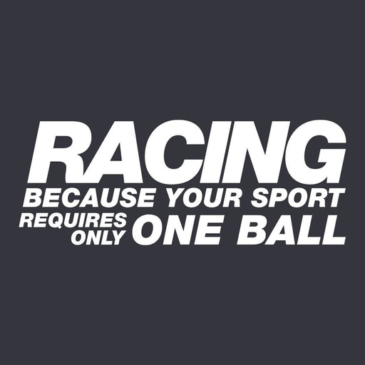 One Ball Sticker