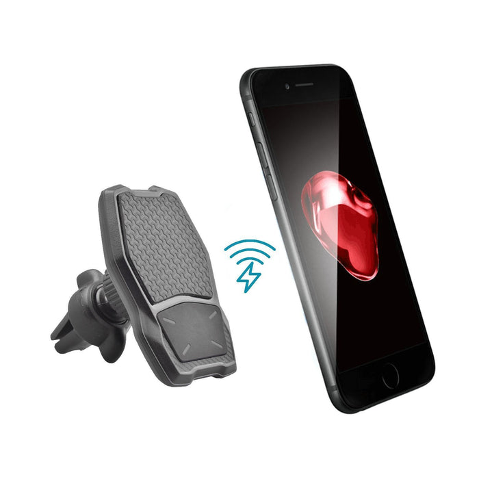 Magnetic Wireless Charging Phone Mount