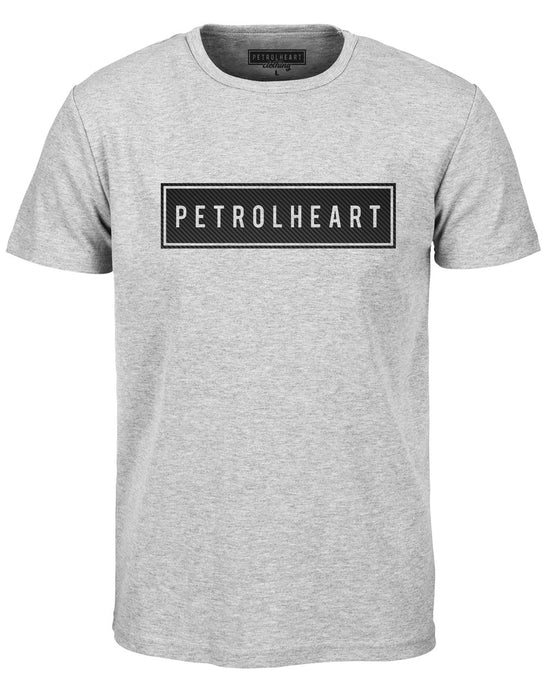 Petrolheart Carbon Logo T-Shirt