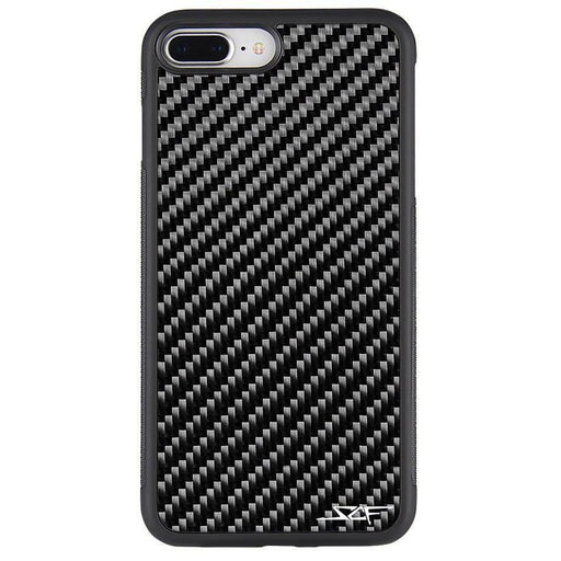 Apple iPhone 7 & 8 Plus Real Carbon Fibre Phone Case Classic Series