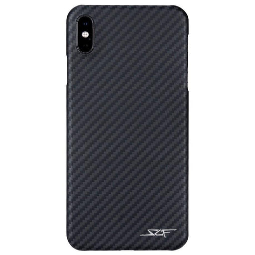Apple iPhone XS Max Carbon Fibre Phone Case Ghost Series