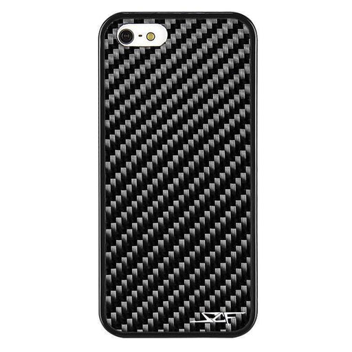 Apple iPhone 5/5S/SE Real Carbon Fibre Phone Case Classic Series