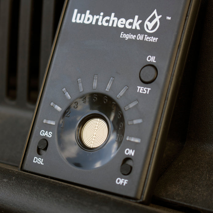 Lubricheck - Handheld Engine Oil Tester