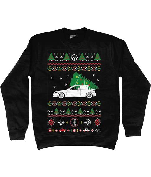 Civic Type-R Christmas Jumper