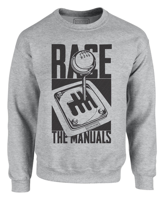 Race The Manuals Sweatshirt