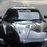 Car Throttle Sunstrip Banner Sticker