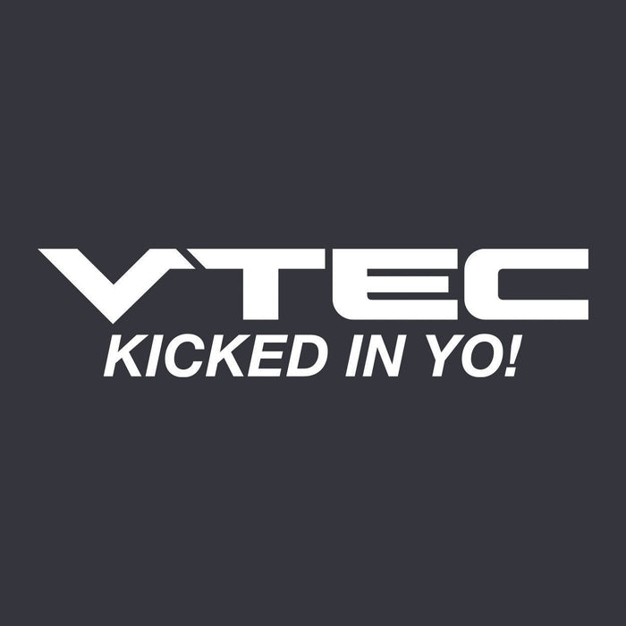 VTEC Kicked In Sticker