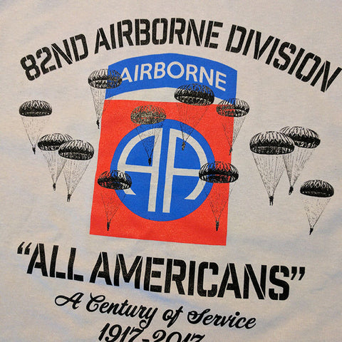82nd Airborne Division Shirt