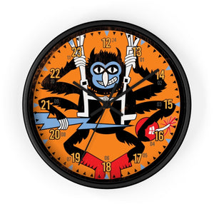 507th WWII Spider Patch Wall Clock - American Marauder