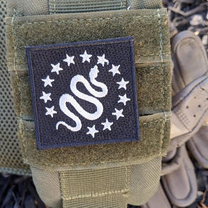 American Marauder OSS Embroidery Patch Patches American Marauder STANDARD