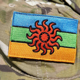 Atropian Flag Color Patch - American Marauder