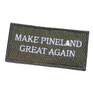 Make Pineland Great Again OD Patch - American Marauder