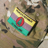 People's Republic of Pineland (PRP) Colored Patch - American Marauder