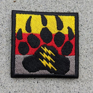 Pineland Resistance Force (PRF) Liberator Colored Patch Patches American Marauder PRF Liberators Color Patch
